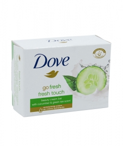 Sapun toaleta Dove Fresh Touch, 100 g