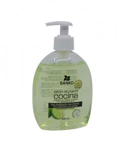 Sapun lichid pentru bucatarie - neutralizare mirosuri, 400 ml