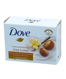 Sapun toaleta Dove Shea Butter, 100 g