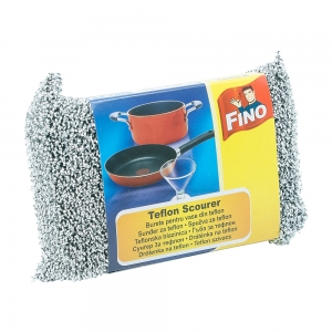 Burete Fino pentru vase din teflon 1 buc/set