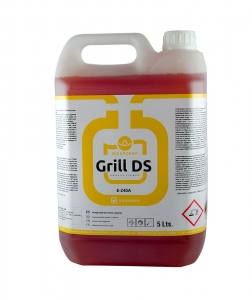 Degresant pentru cuptoare si gratare Grill DS, 5L