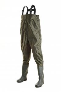 Cizme-pantalon PVC