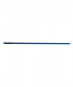 Coada metalica 130 cm, albastra