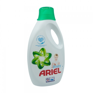 Detergent lichid Ariel Baby, 40 spalari