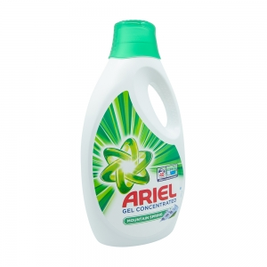 Detergent lichid Ariel Mountain Spring, 40 spalari