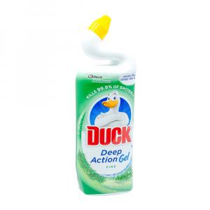 Dezinfectant toaleta gel Duck Deep Action Gel Pin, 750 ml