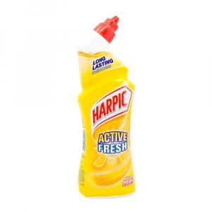 Dezinfectant toaleta Harpic Active Fresh Citrus, 750 ml