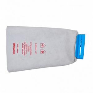 Dispozitiv pentru manevrarea sigurantelor MPR, manson piele, lungime 40 cm