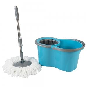 Galeata cu mop rotativ, Original Mini, turcoaz, 14 L
