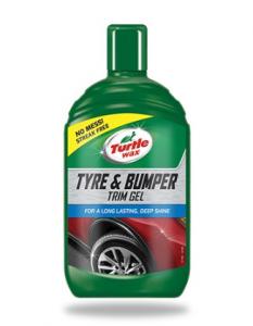 Gel intretinere anvelope si bare de protectie, Tyre & Bumper, Turtle Wax 500 ml
