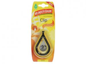 Odorizant auto Wunder-Baum, Clip, Vanilla