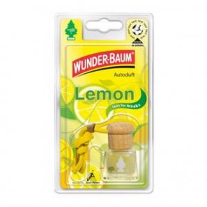 Odorizant auto Wunder-Baum, sticluta, Lemon