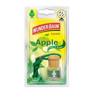 Odorizant auto Wunder-Baum, sticluta, Apple