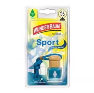 Odorizant auto Wunder-Baum, sticluta, Sport