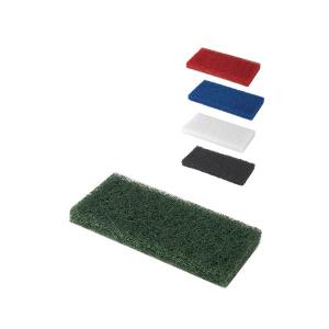 Pad fibra abraziva XXL, verde, 12 x 25 cm