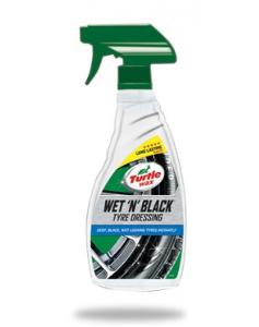 Solutie intretinere anvelope , Wet 'N Black, Turtle Wax, 500 ml