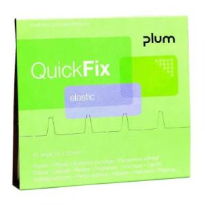 Rezerva plasturi elastici 45buc, Quick Fix Elastic