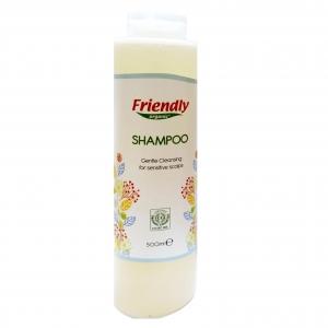 Sampon Adult cu Ovaz Organic, Friendly Organic, 500 ml