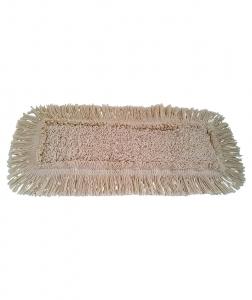Mop plat cu buzunar bumbac, 40 cm