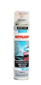 Spray pentru dezghetarea geamurilor, Autoland, 400 ml