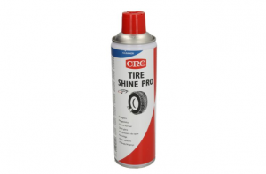 Spray curatare si intretinere anvelope, CRC Tire Shine Pro, 500 ml