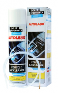 Spray pentru curatarea aerului conditionat, Autoland, 400 ml