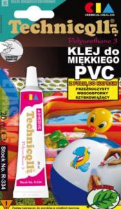 Super Glue pentru plastic, PVC, Technicqll, 20 g