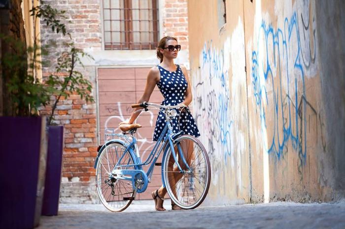 Bicicleta dama de oras Adriatica Rondine Lady