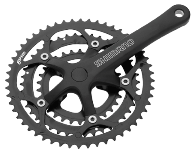 Angrenaj pedalier Shimano 2200 FC-2203