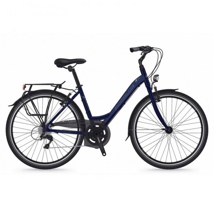 Bicicleta Shockblaze Emotion 6v
