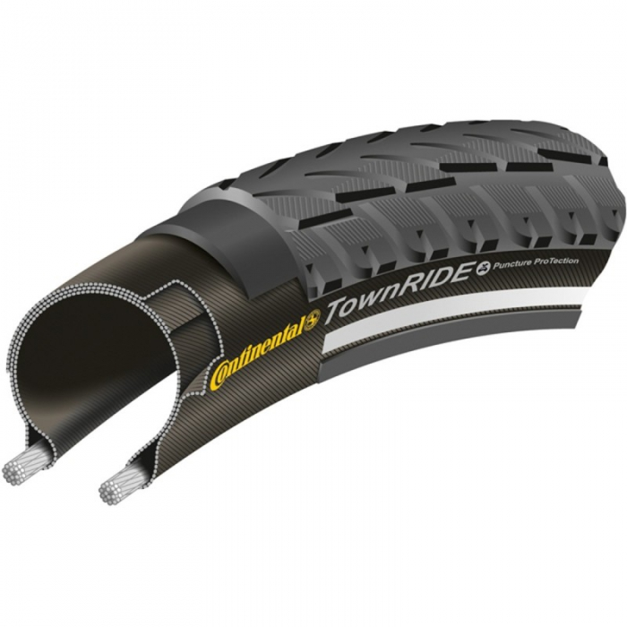 Continental TownRide Reflex Puncture-Protection 42-622