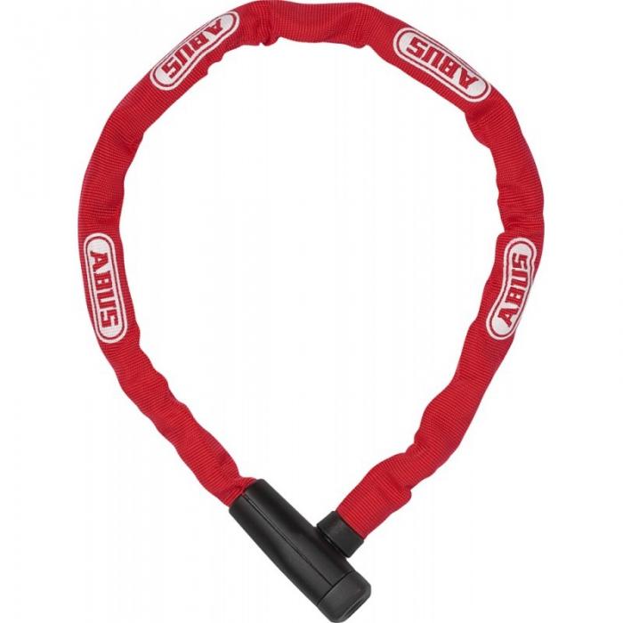 Lacat Abus Steel-O-Chain 5805/75 rosu