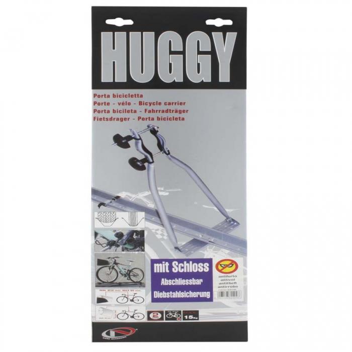 Suport pentru transport biciclete cu cheie