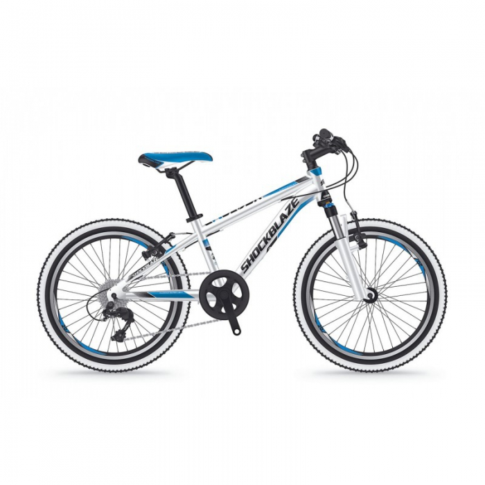 Bicicleta copii Shockblaze Ride 6 vit