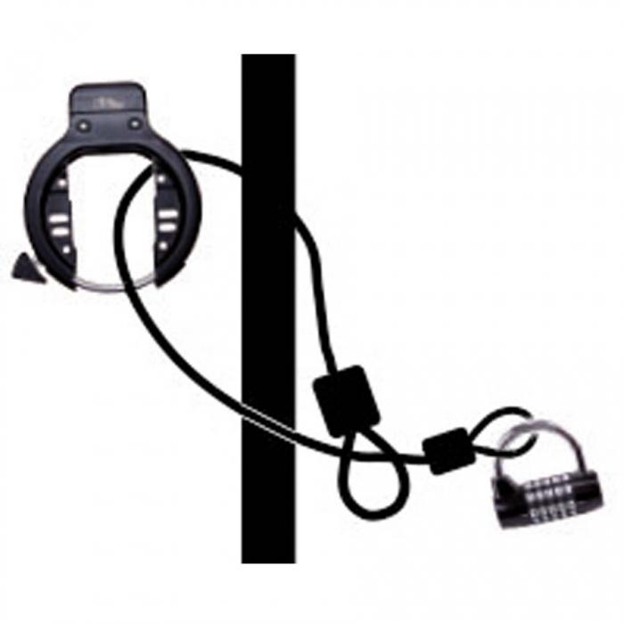 Cablu spiralat pentru antifurt