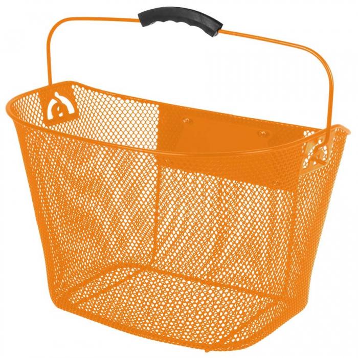 Cos fata clip-on portocaliu