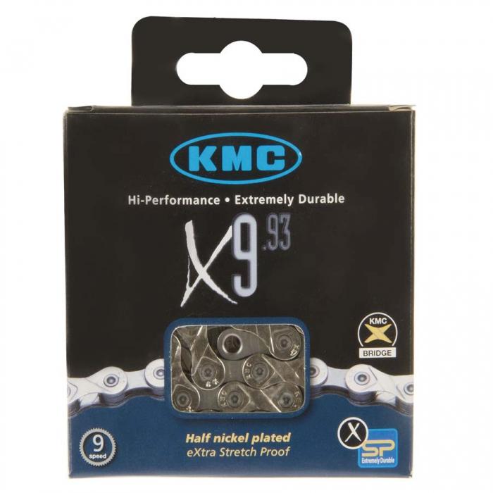 KMC X9 93