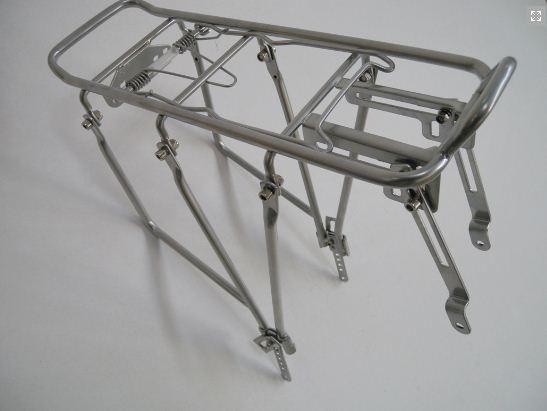 Portbagaj bicicleta reglabil