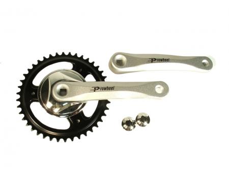 Angrenaj Prowheel aluminiu 3/32x42T