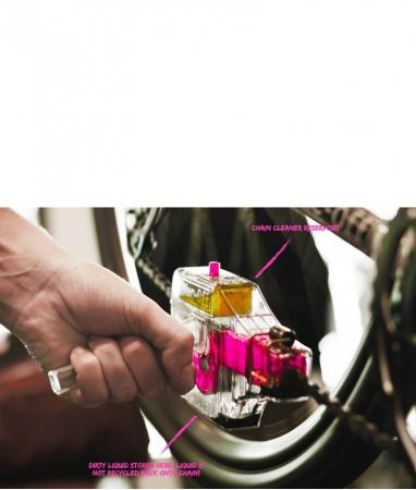 Dispozitiv curatare lant bicicleta Muc-Off