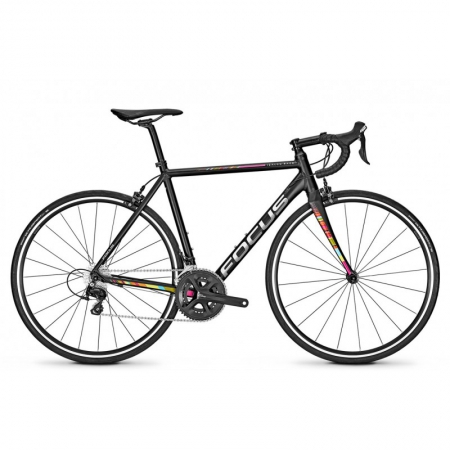 Bicicleta Focus Izalco Race freestyle black 2018