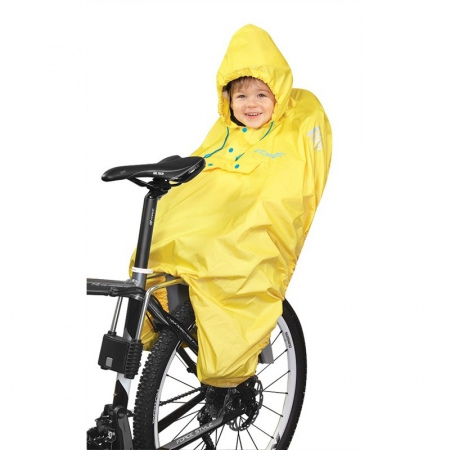 Pelerina ploaie Force pentru copii in scaun bicicleta