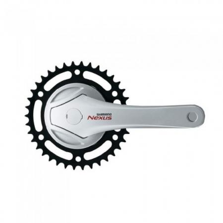 Angrenaj pedalier Shimano Nexus FC-NX75