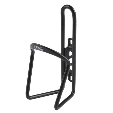 Suport de bidon negru aluminiu