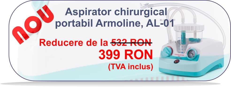Aspirator chirurgical Armoline