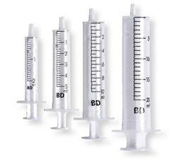 Seringa 2 ml Becton Dickinson, 22G (0,7 x 30 mm)- cutie 100 seringi
