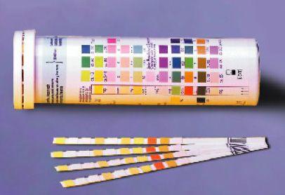 Stripuri urina pentru analizorul Vielab 11 parametri x 150 buc.