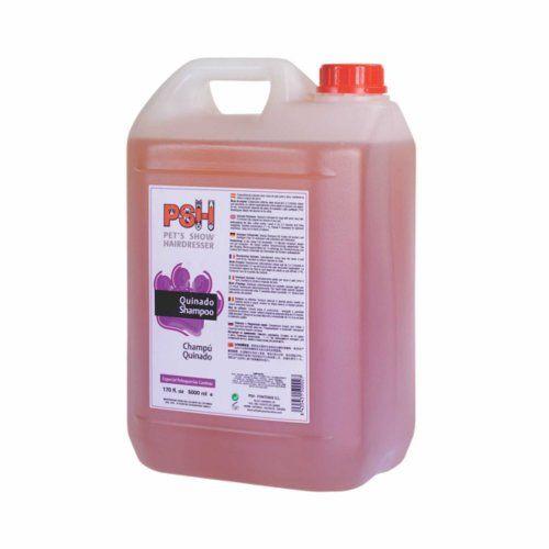 Sampon PSH pentru par scurt cu chinina 5L