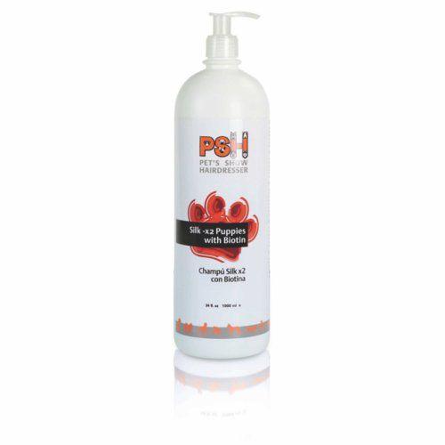 Sampon PSH Silk 2 in 1 cu Biotina 1L