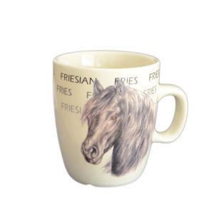 Cana Senseo Frisian Horse, 08-056